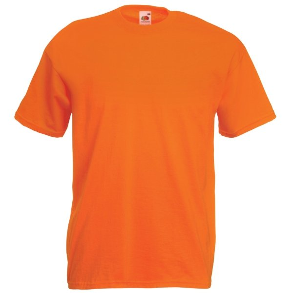 Club Merchandise Orange T-Shirt