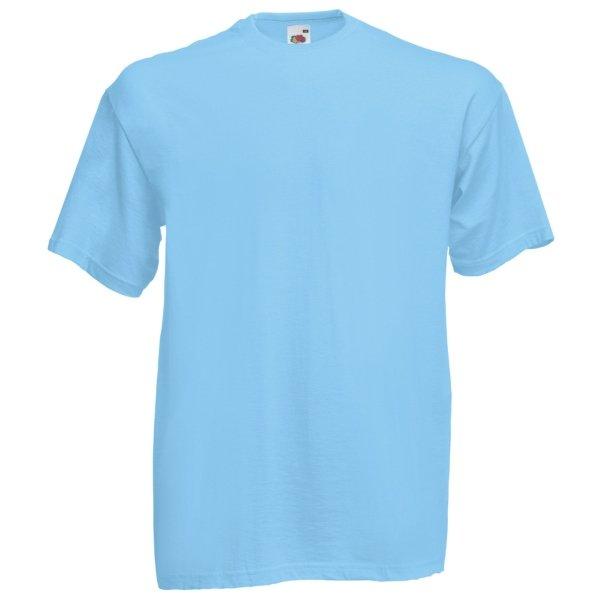 Club Merchandise Sky Blue T-Shirt