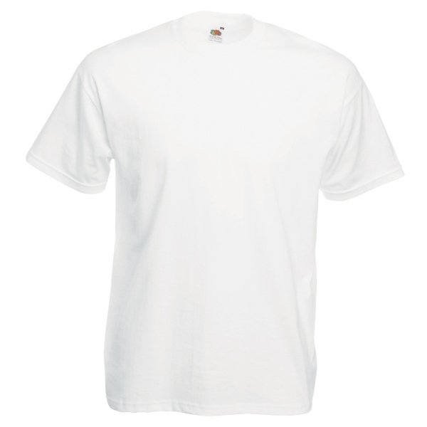 Club Merchandise White T-Shirt