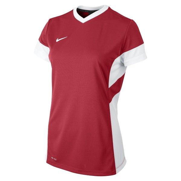 Nike Womens Academy 14 University Red/White Training Top