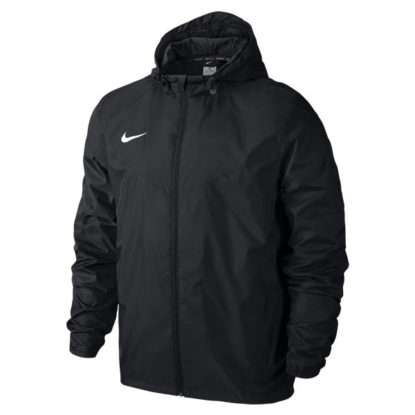 Nike Team Sideline Rain Jacket Red/white