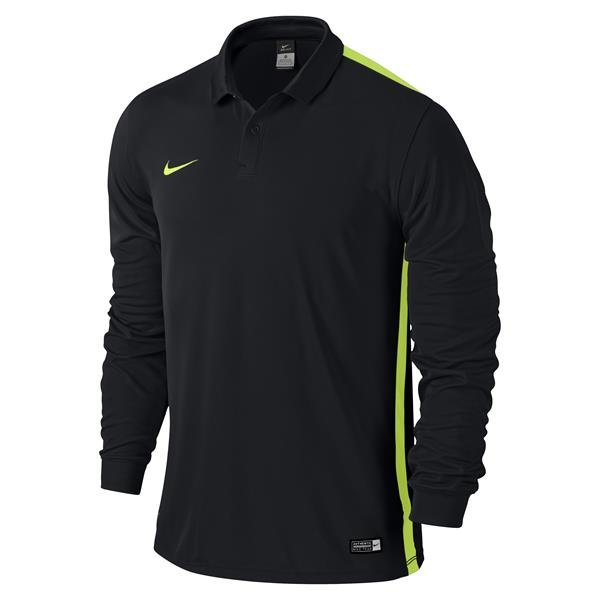 Nike Challenge Long Sleeve Football Shirt White/black