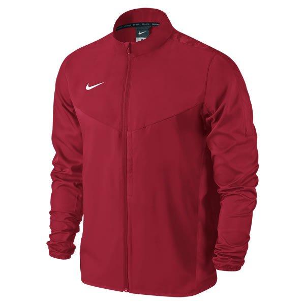 Nike Team Performance University Red/White Shield Jacket