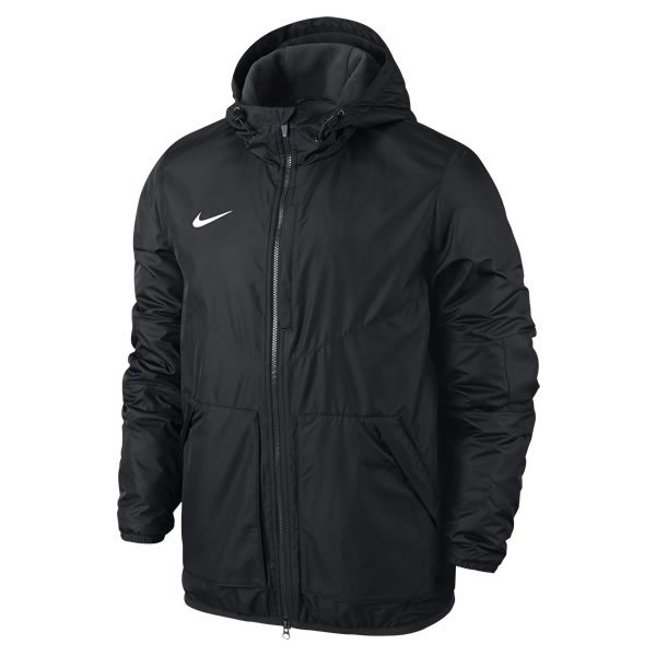 Nike Team Fall Jacket Uni Red/white