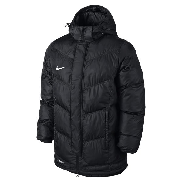 Nike Team Black/White Winter Jacket