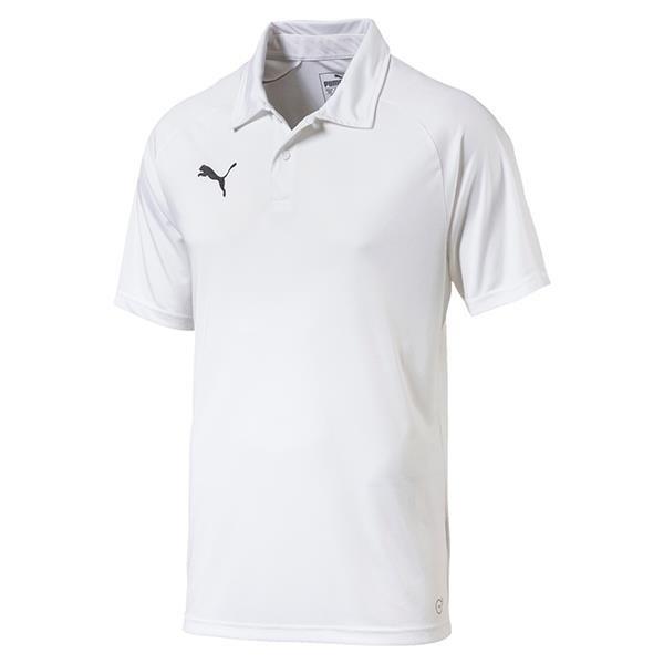 Puma Liga Sideline Polo Puma White
