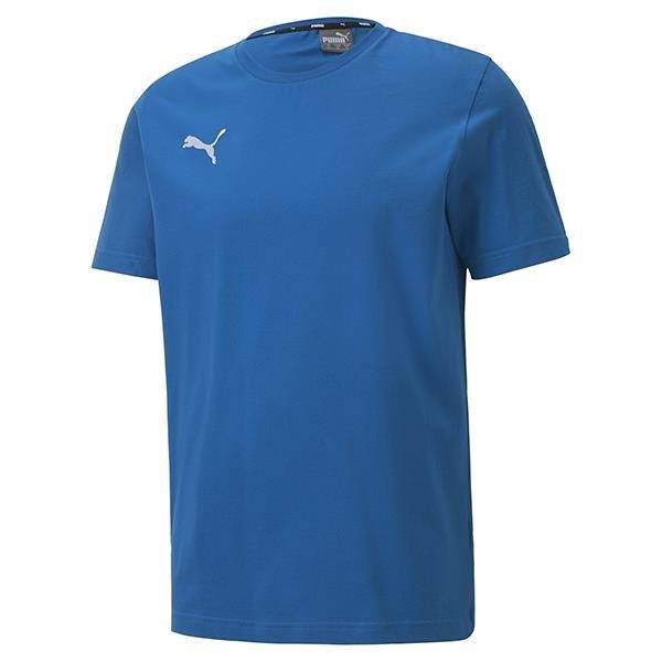 Puma Goal Casuals Tee Electric Blue