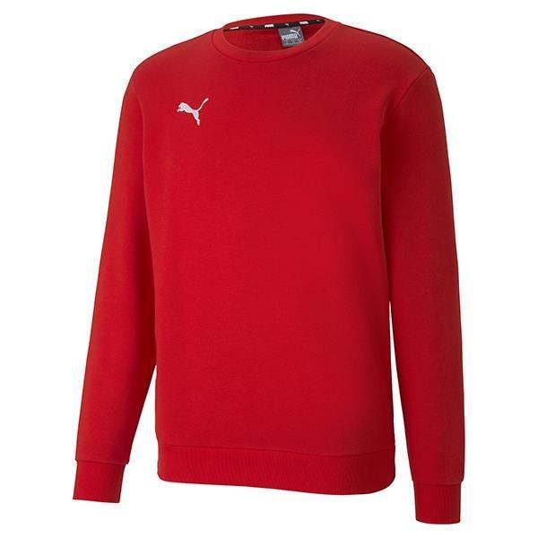 Puma Goal Casuals Sweat Puma Red