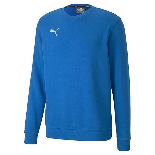 Puma Goal Casuals Sweat Electric Blue