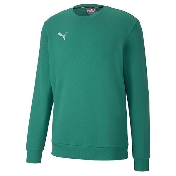 Puma Goal Casuals Sweat Pepper Green