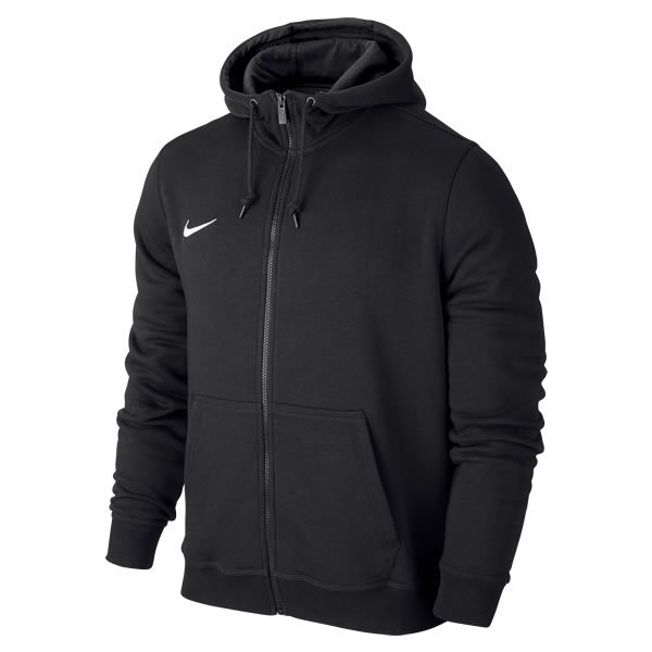 Nike Lifestyle Team Club Full Zip Hoody Uni Red/white