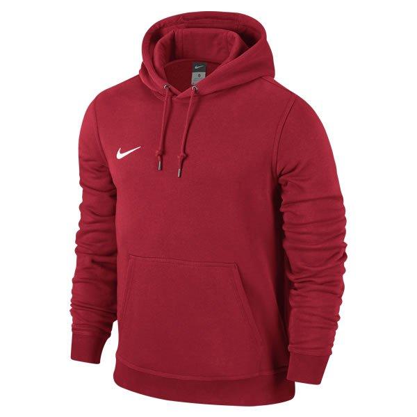 Nike Lifestyle University Red/White Team Club Hoody