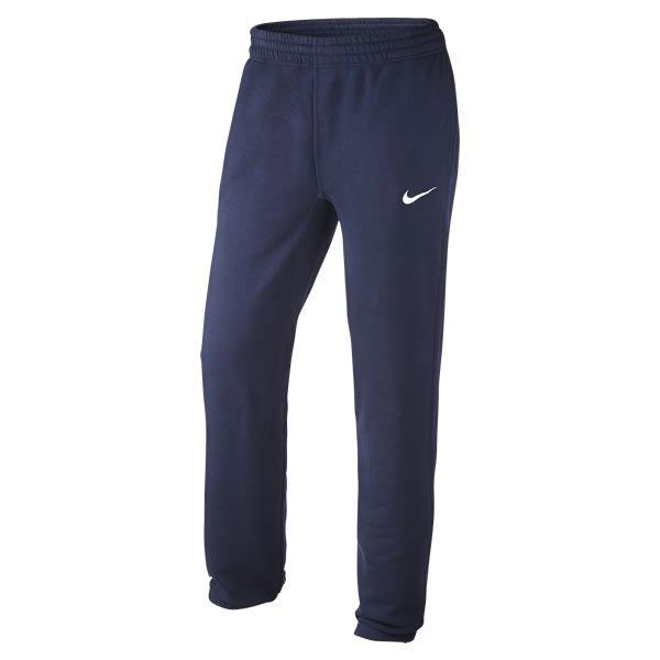 Nike Lifestyle Obsidian/White Team Club Cuff Pant