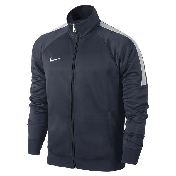 Nike Lifestyle Club Trainer Jacket Red/white