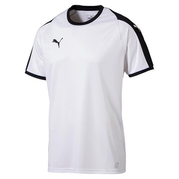 Puma Liga Football Shirt Puma White