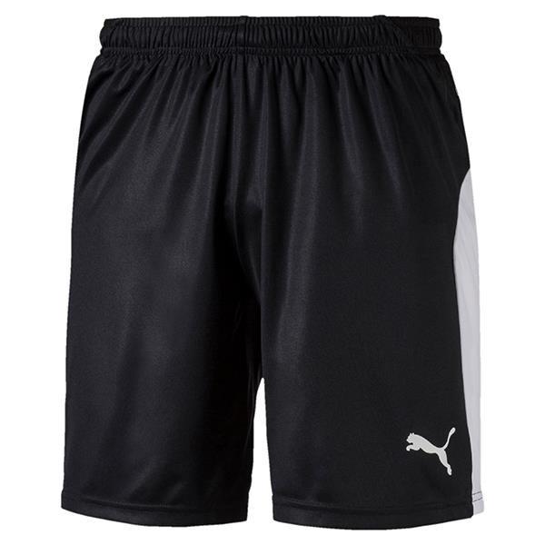 Puma Liga Football Shorts White/red