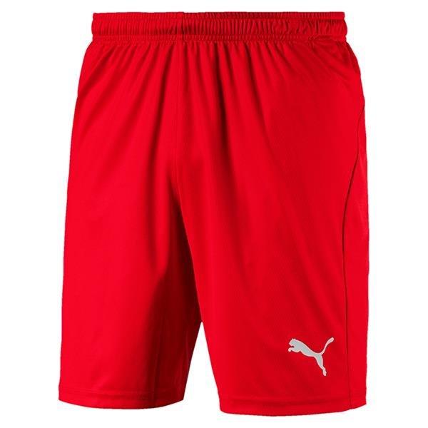 Puma Liga Core Football Shorts Puma Red/White