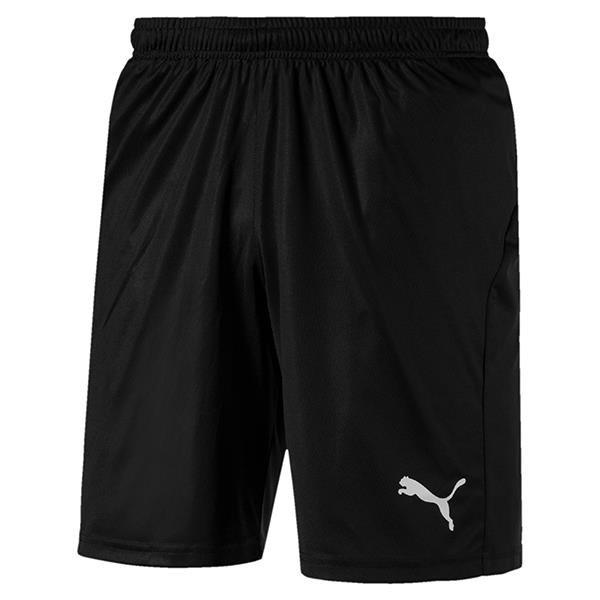 Puma Liga Core Football Shorts White/red