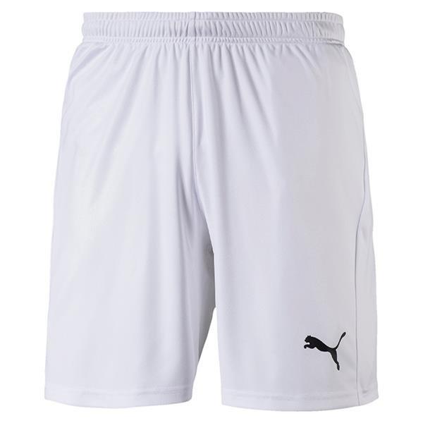 Puma Liga Core Football Shorts White/Black