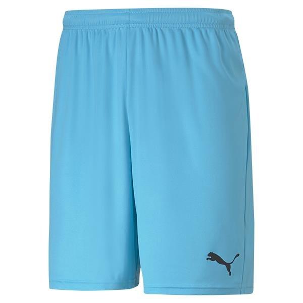 Puma Liga Core Football Shorts Blue Atoll