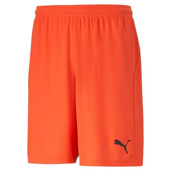 Puma Liga Core Football Shorts NRGY Red