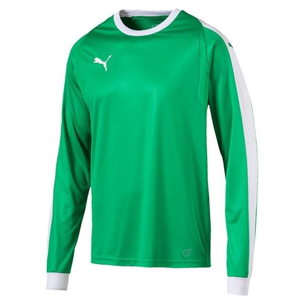 Puma Liga Goalkeeper Shirt Bright Green/White