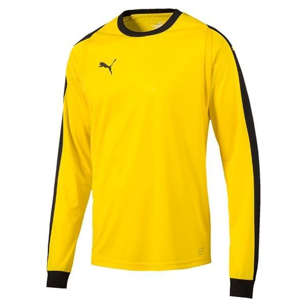 Puma Liga Goalkeeper Shirt Cyber Yellow/Black