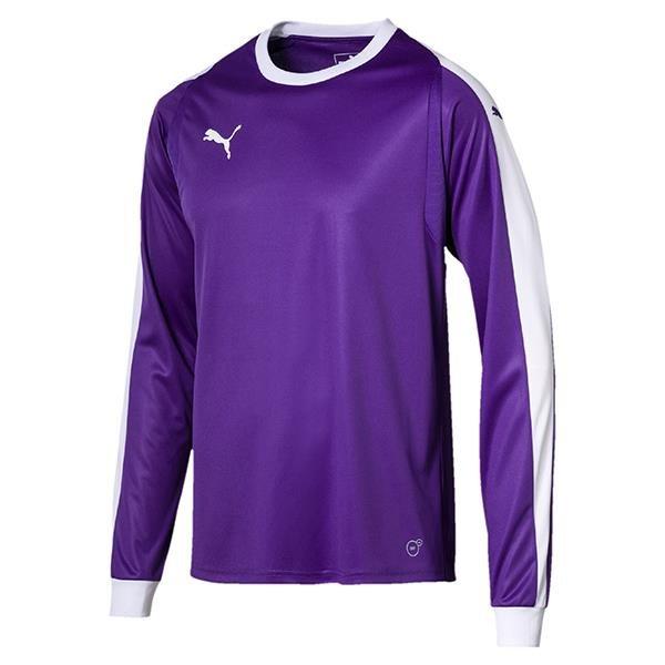 Puma Liga Goalkeeper Shirt Prism Violet/White