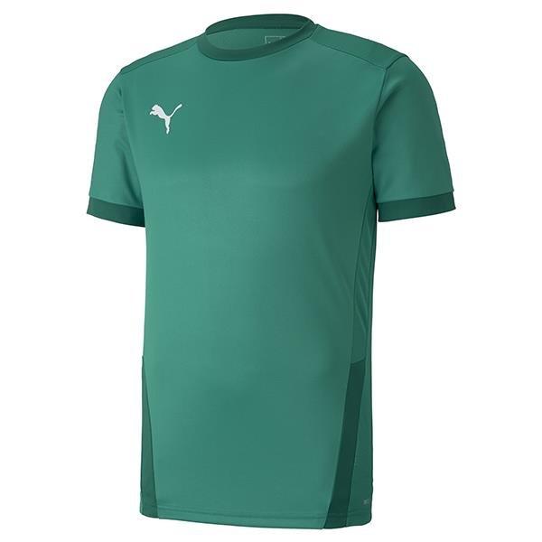 Puma Goal Football Shirt Pepper Green