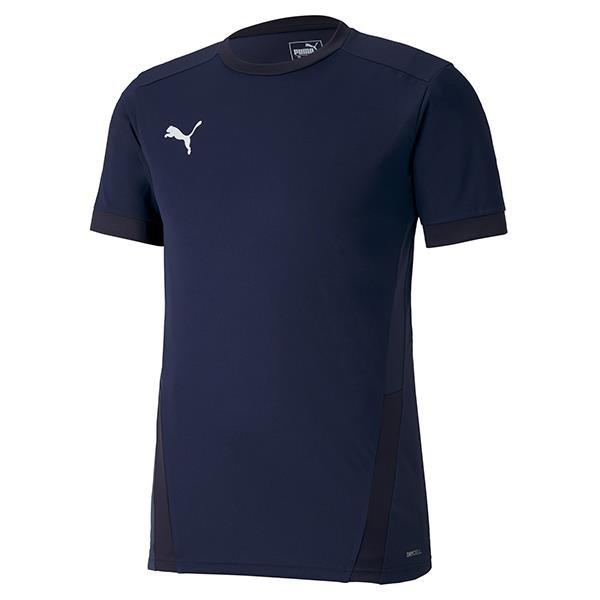 Puma Goal Football Shirt Peacoat