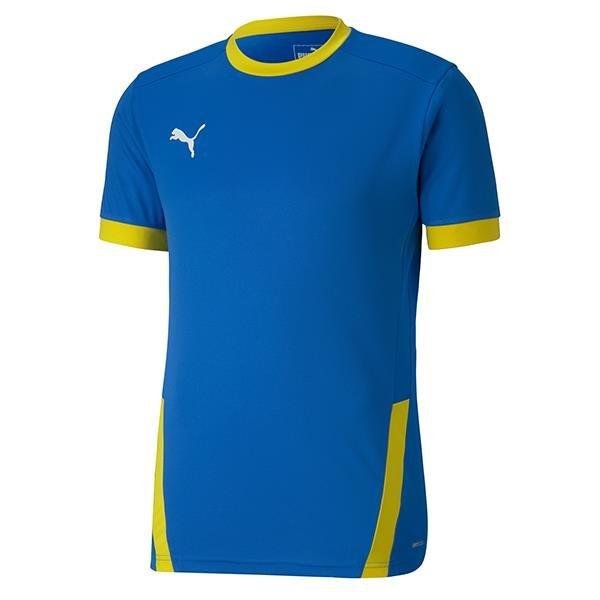 Puma Goal Football Shirt Blue/Yellow
