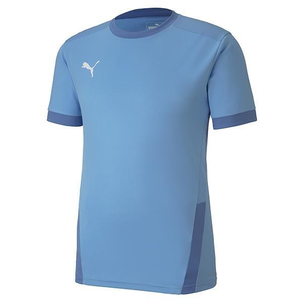 Puma Goal Football Shirt Team Light Blue