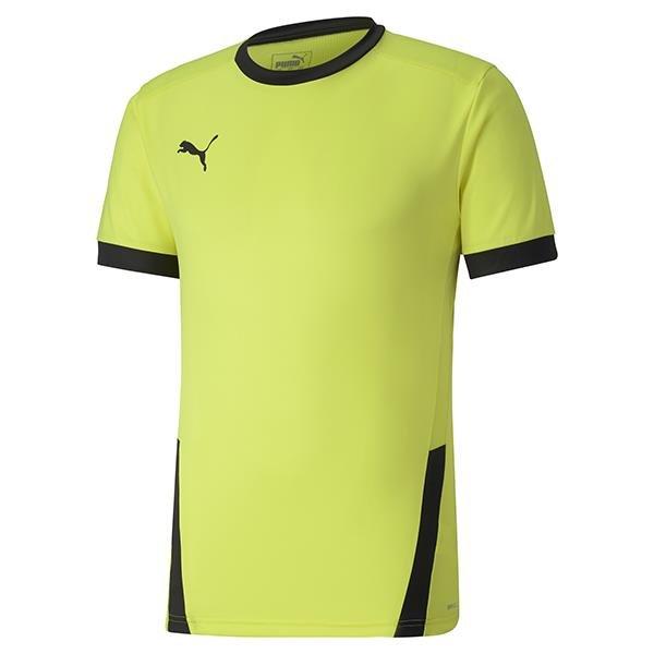 Puma Goal Football Shirt Fluo Yellow