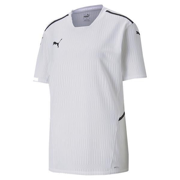 Puma Team Cup Football Shirt Puma White