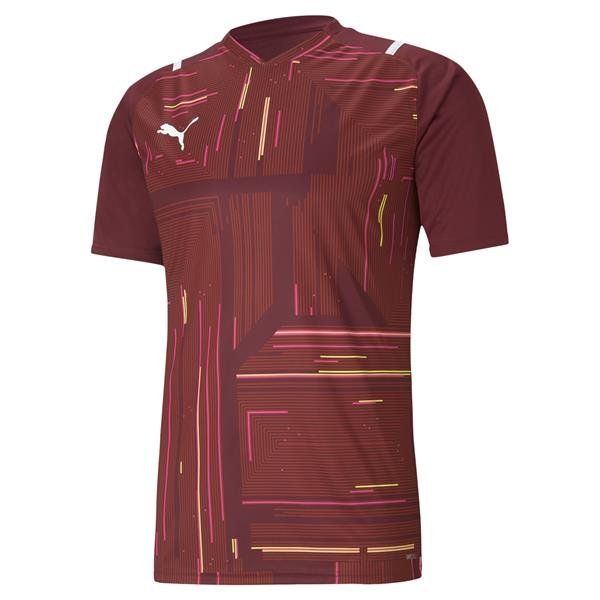 Puma Ultimate Football Shirt Cordovan