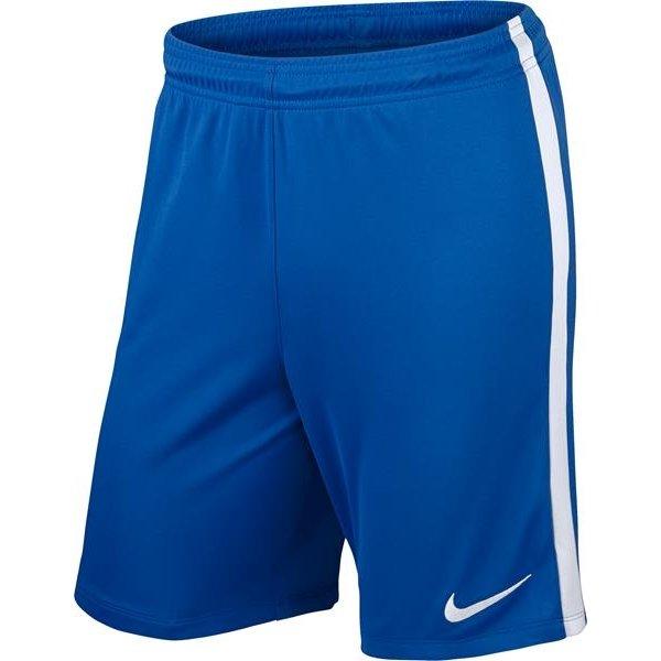 Nike League Knit Short Royal Blue/White