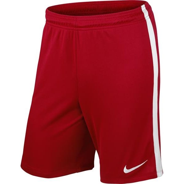 Nike League Knit Short University Red/White