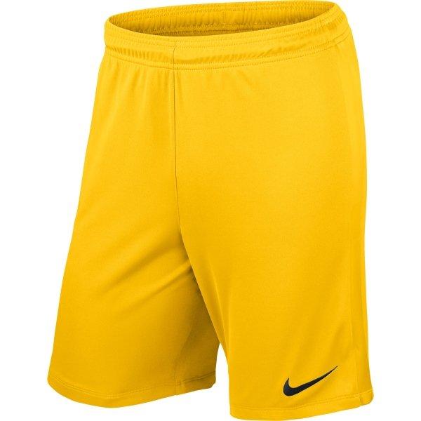 Nike League Knit Goalkeeper Short Tour Yellow/Uni Gold
