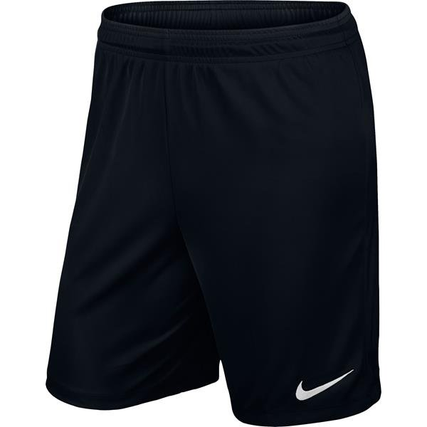 Nike Park II Knit Short White/black