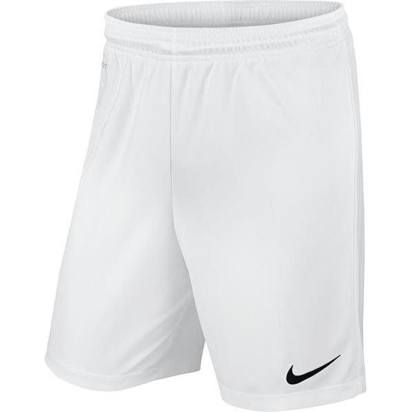 Nike Park II Knit Short White/Black