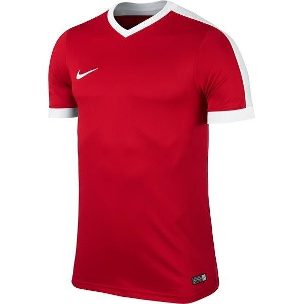 Nike Striker IV SS Football Shirt University Red/White
