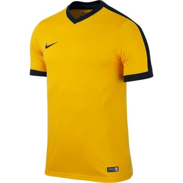 Nike Striker IV SS Football Shirt University Gold/Black