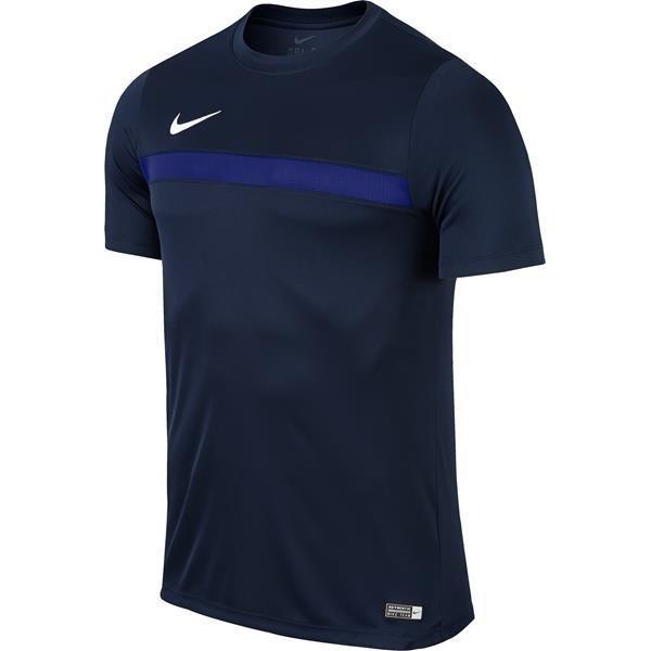 Nike Academy 16 Training Top Obsidian/Deep Royal Blue Youths