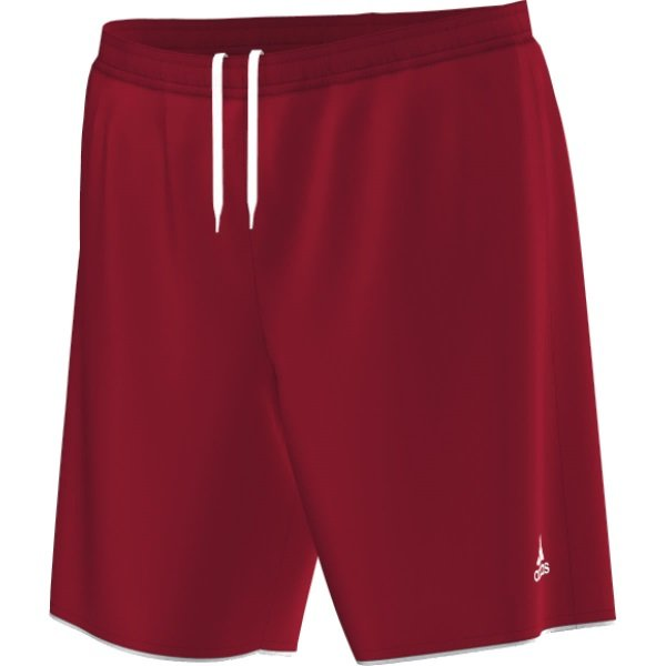 adidas Parma II Red/White Football Short