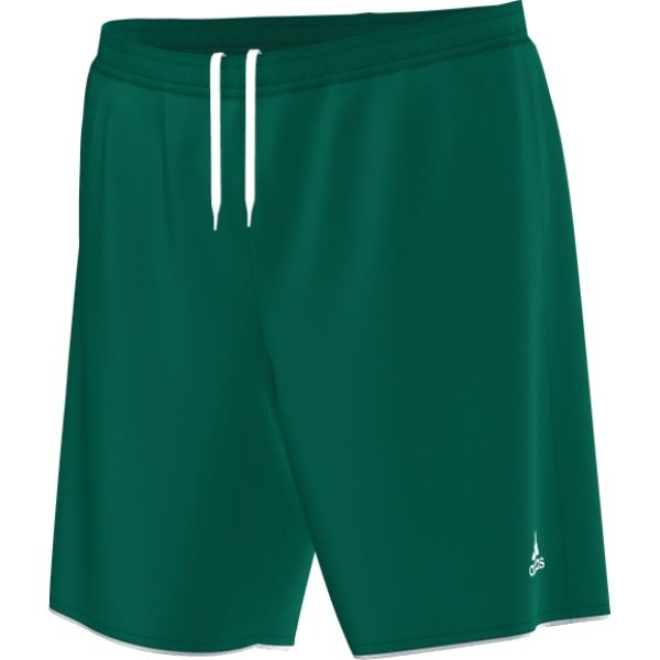 adidas Parma II Green/White Football Short