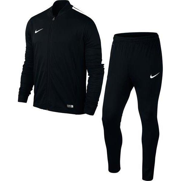 Nike Academy 16 Knit Tracksuit Black/White