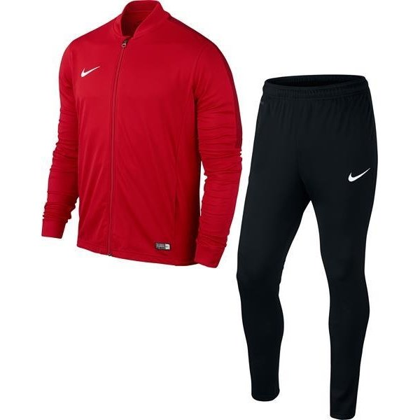 Nike Academy 16 Knit Tracksuit University Red/Gym Red