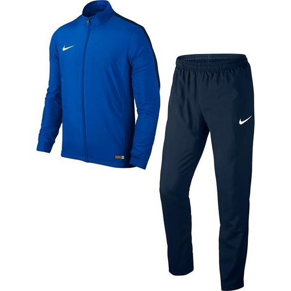 Nike Academy 16 Woven Tracksuit Royal Blue/Obsidian Youths