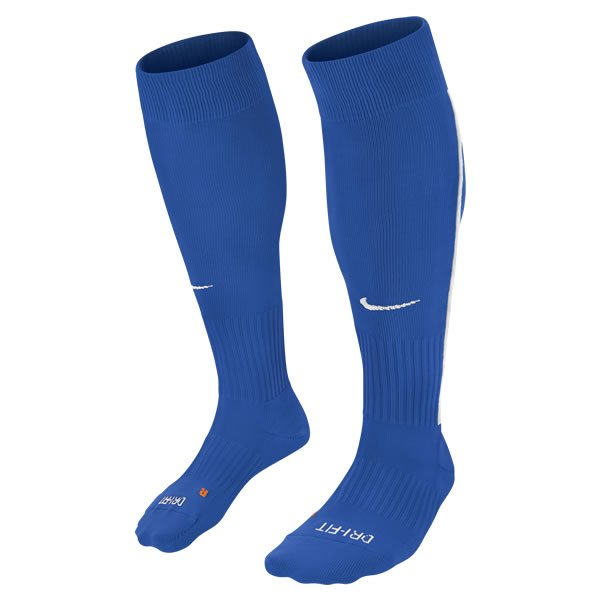 Nike Vapor III Football Sock White/royal
