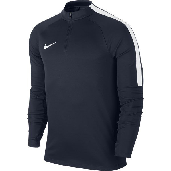 Nike Squad 17 Drill Top Royal Blue/white